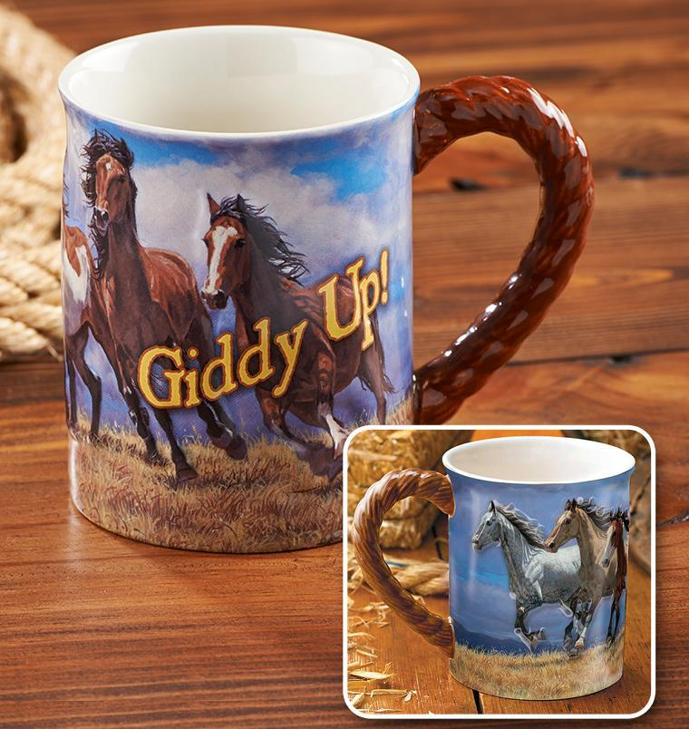 Giddy Up—Horses