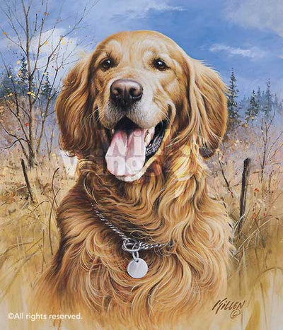 <i>That's My Dog, Too!&mdash;Golden Retriever</i>
