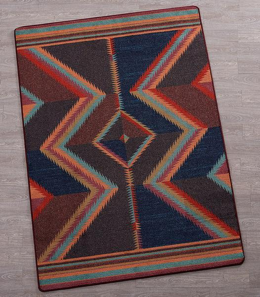 Grande River Canyon Area Rug Collection