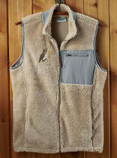Great Horned Owl Vest