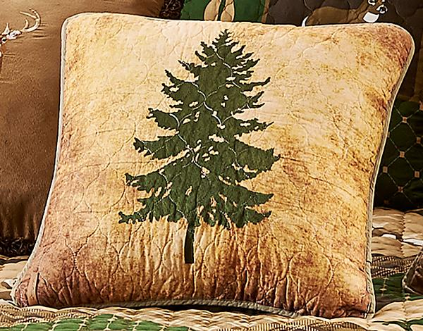 Pinetree Pillow