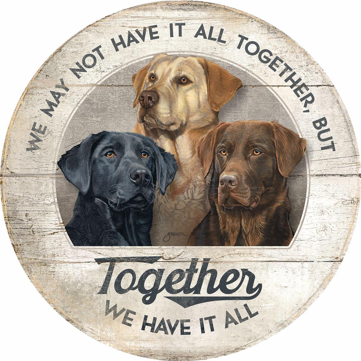Have it All Together—Dogs.