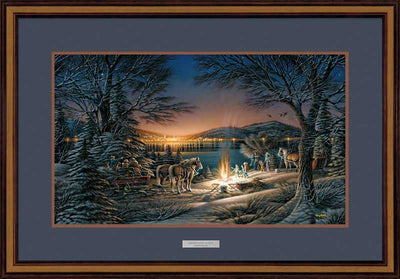 Heartland Lights Art Collection