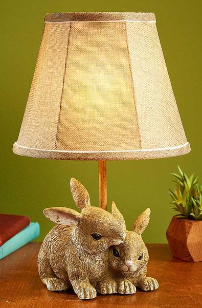 Bunny Trail Accent Lamp