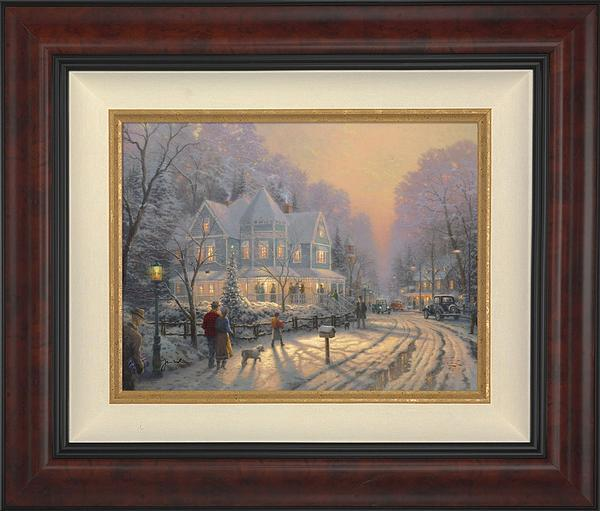 A Holiday Gathering Art Collection