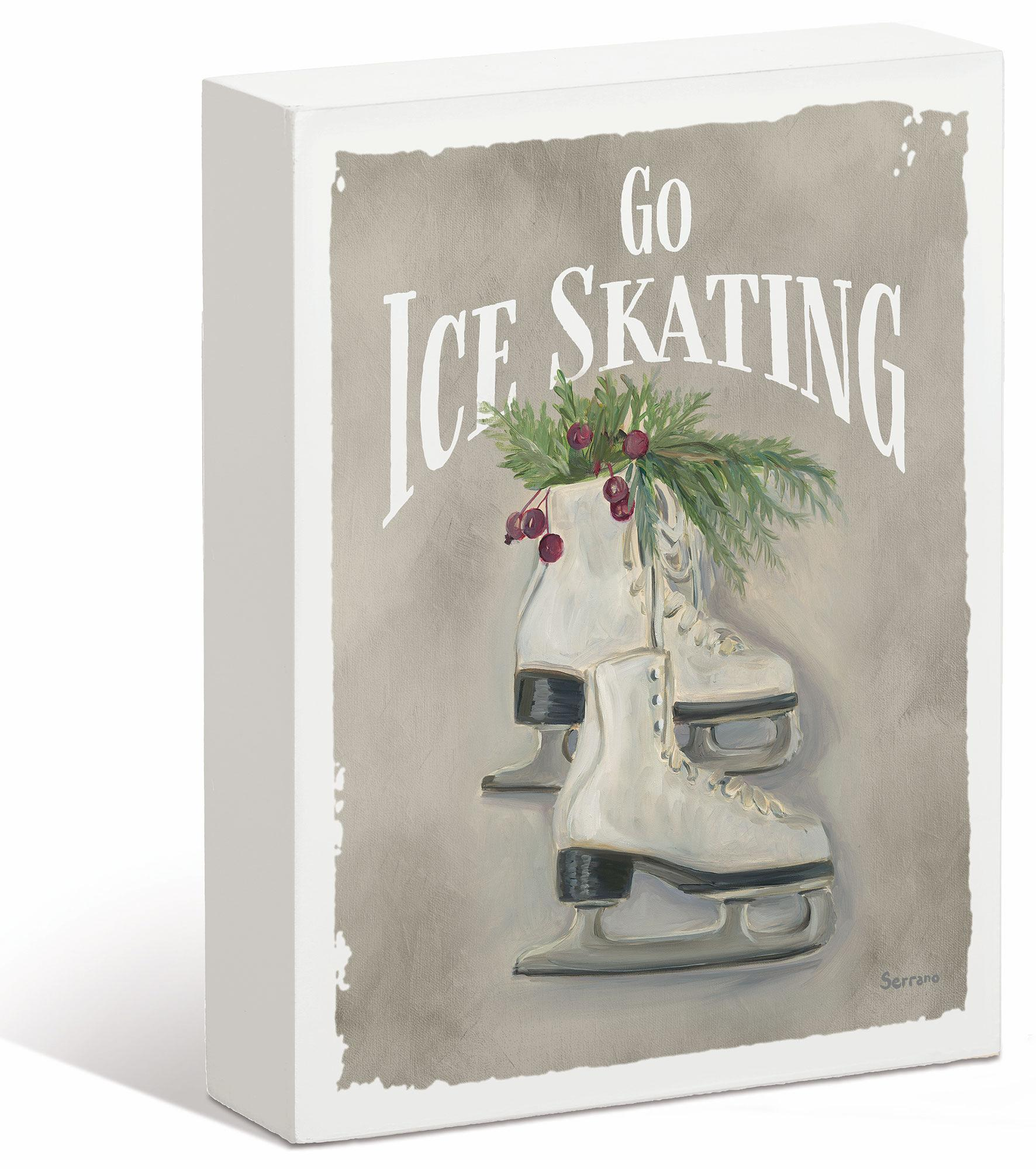 Holiday Skates.