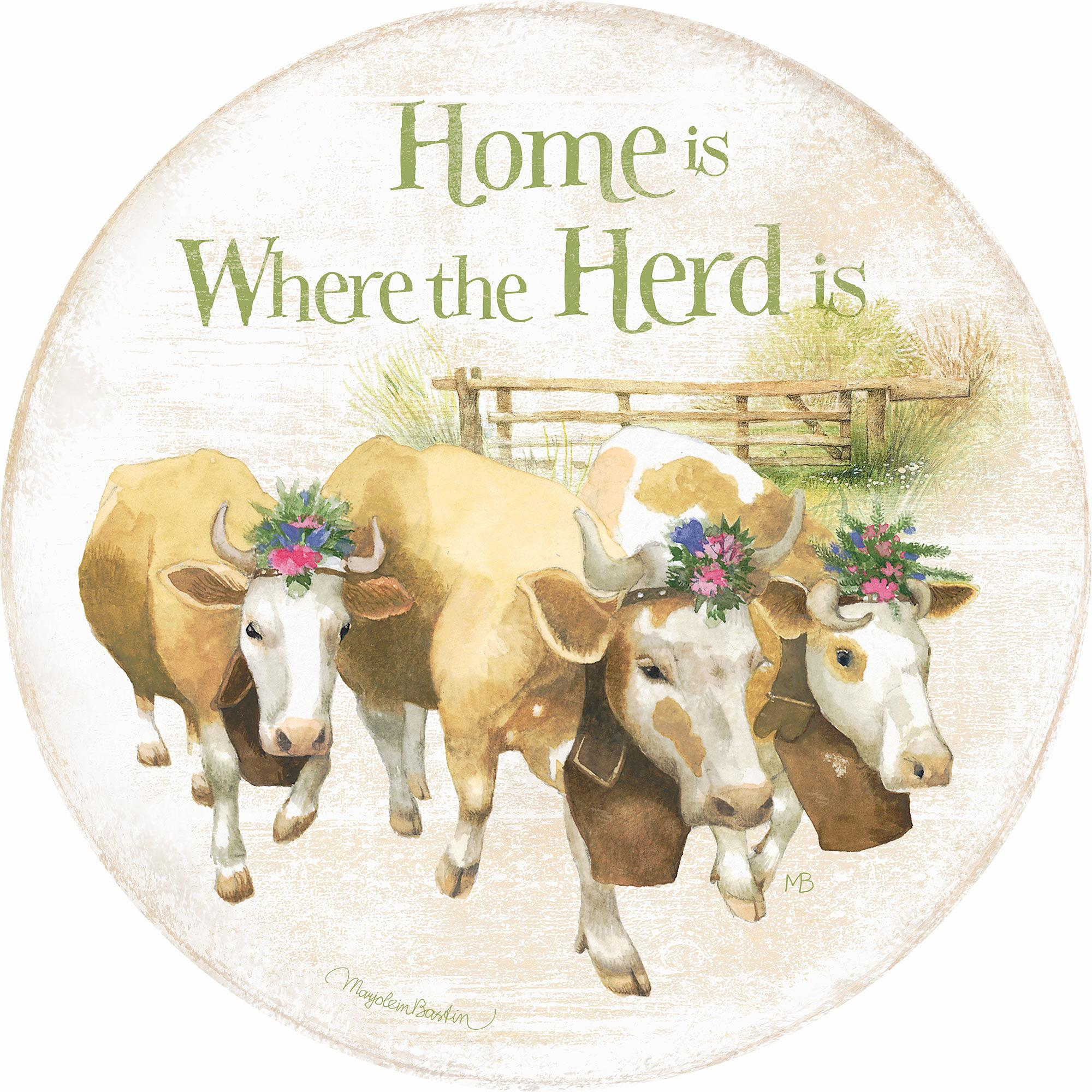 Home is Where the Herd.
