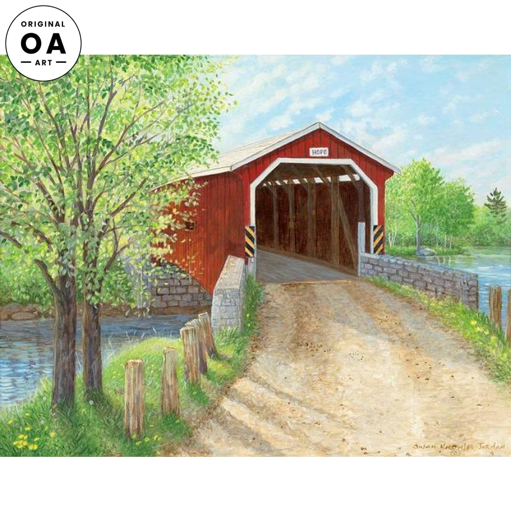 Hope Spring—Covered Bridge.
