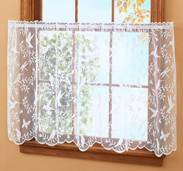 Hummingbird Lace Window Tier