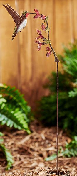 Songbird Garden Stake Collection