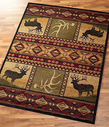 Hunter's Vision Area Rug Collection