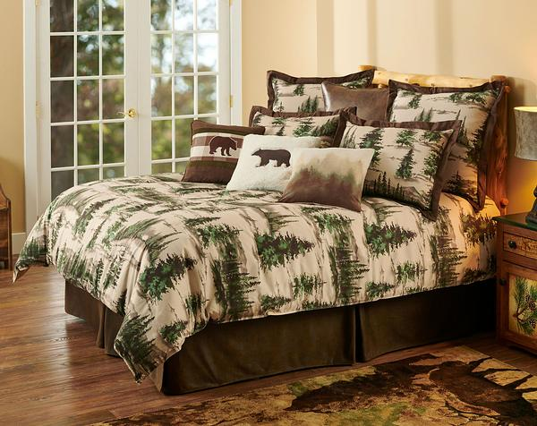 Wilderness Woods Bedding Collection