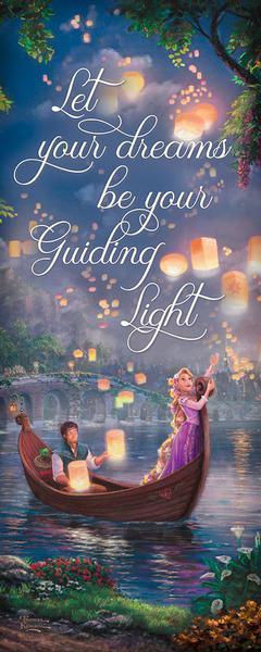 Let Your Dreams Be your Guiding Light.