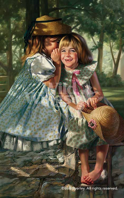 <i>Giggles & Whispers&mdash;Little Girls</i>