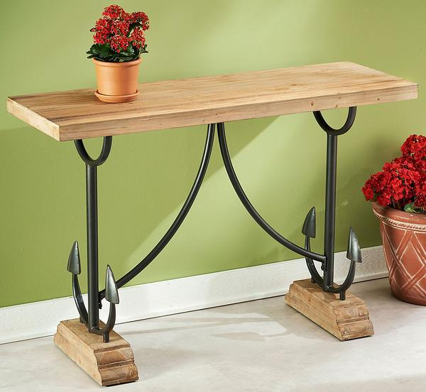 Anchors Away Console Table
