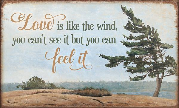 Love is Like the Wind.