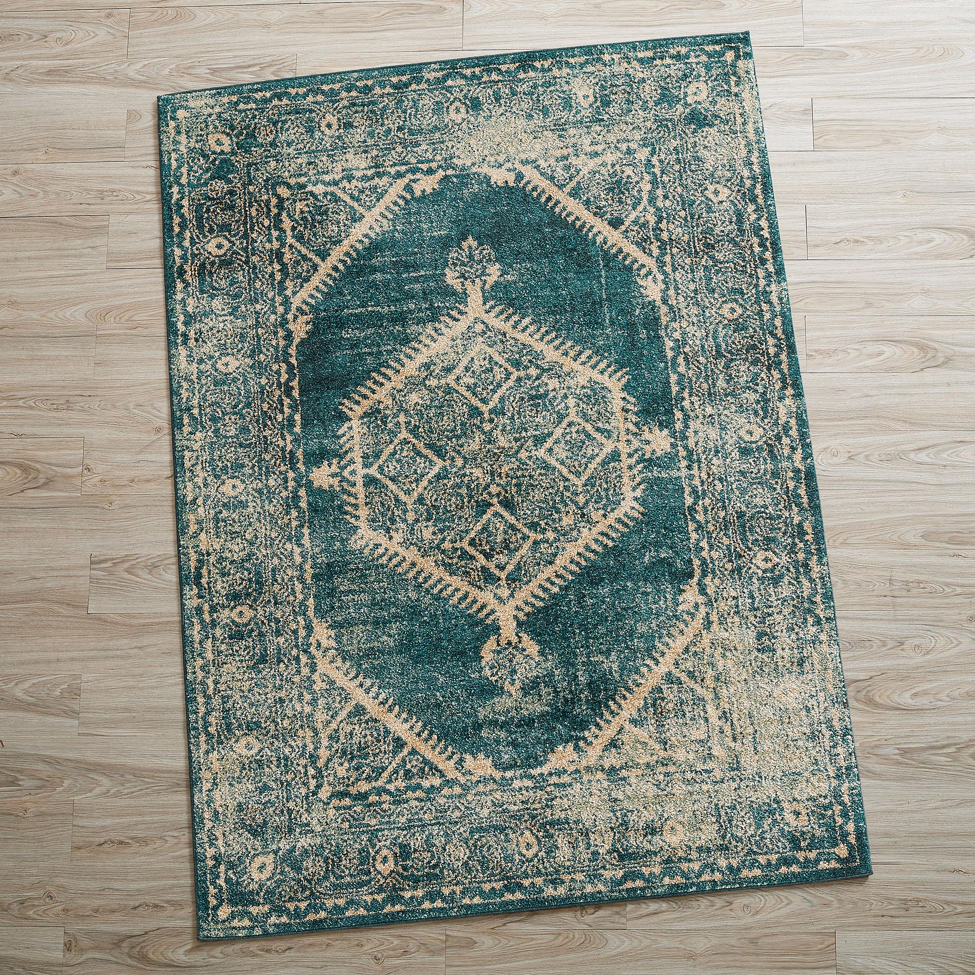 Moroccan Magic Area Rug