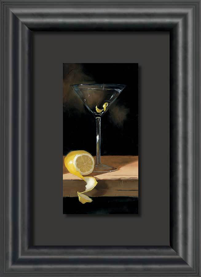 Icy Cold—Lemon Martini