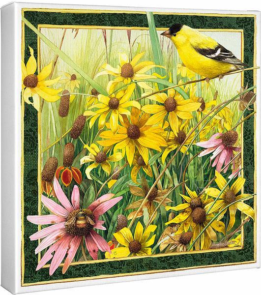 <I>Meadow Paradise</i> Gallery Wrapped Canvas