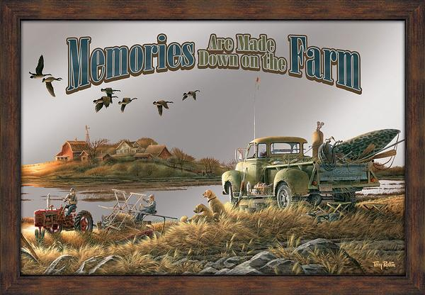 Memories on the Farm.
