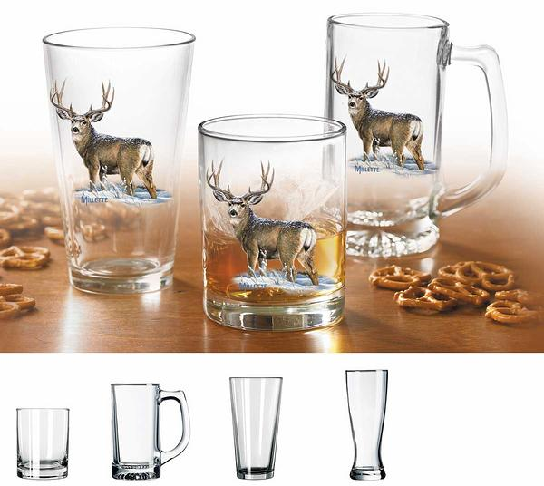 Glassware Collections