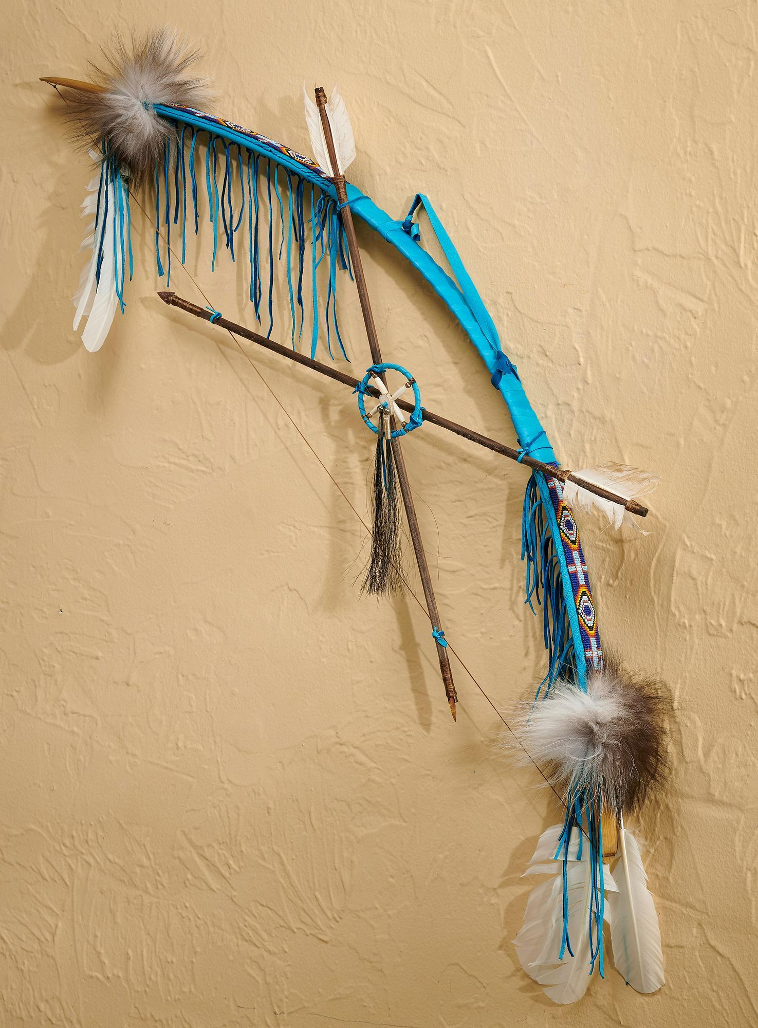 Bow and Arrow Wall Decor