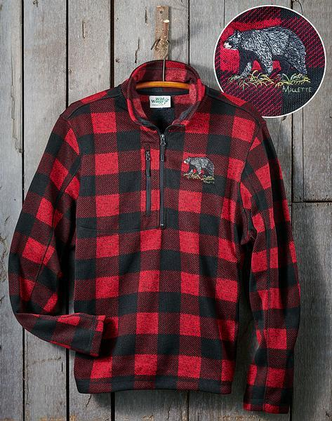 Northwoods Plaid.