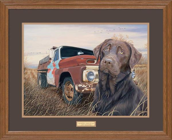 Old Faithful—Dog and Truck.