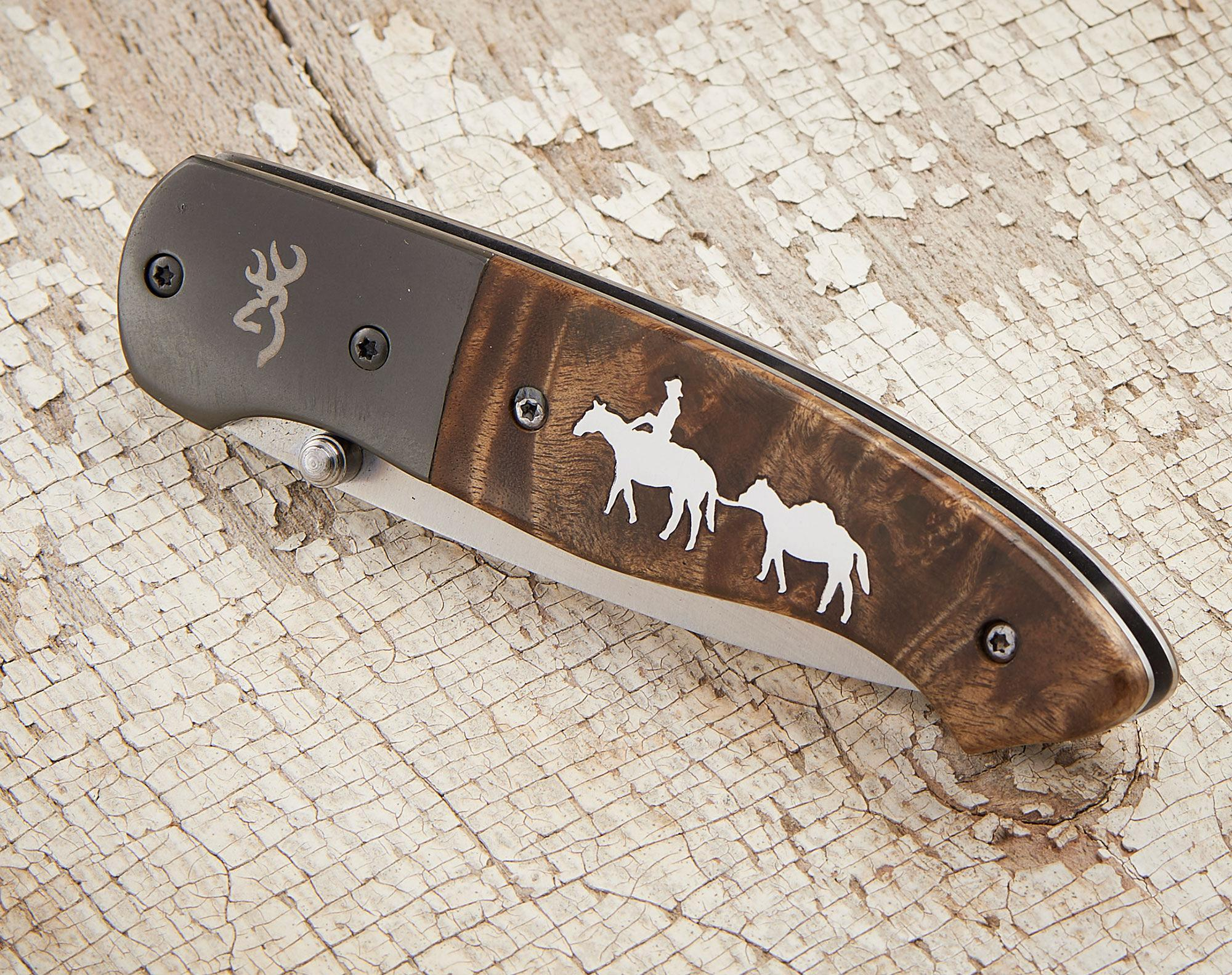 Pack Horse Pocket Knife