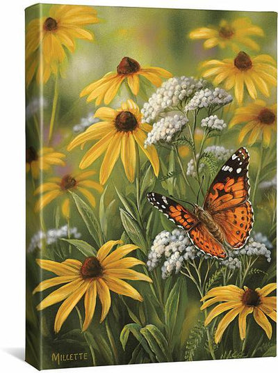 <i>Painted Lady&mdash;Butterfly</i>