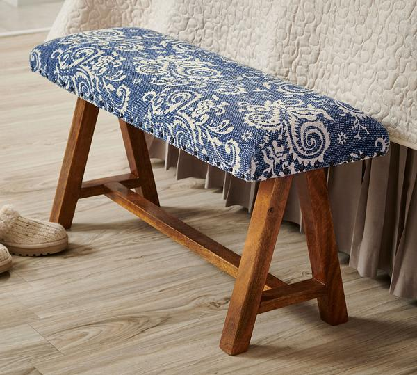 Paisley Bench