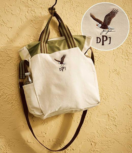 <I>Bald Eagle</i> Personalized Tote