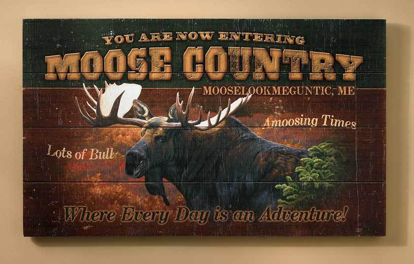 Moose Country.