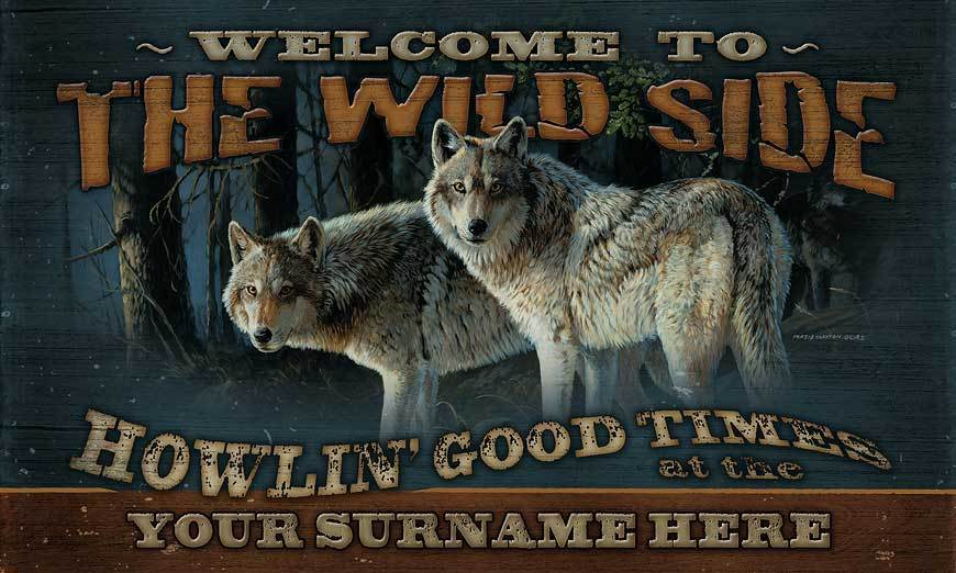 Welcome—Wolves.