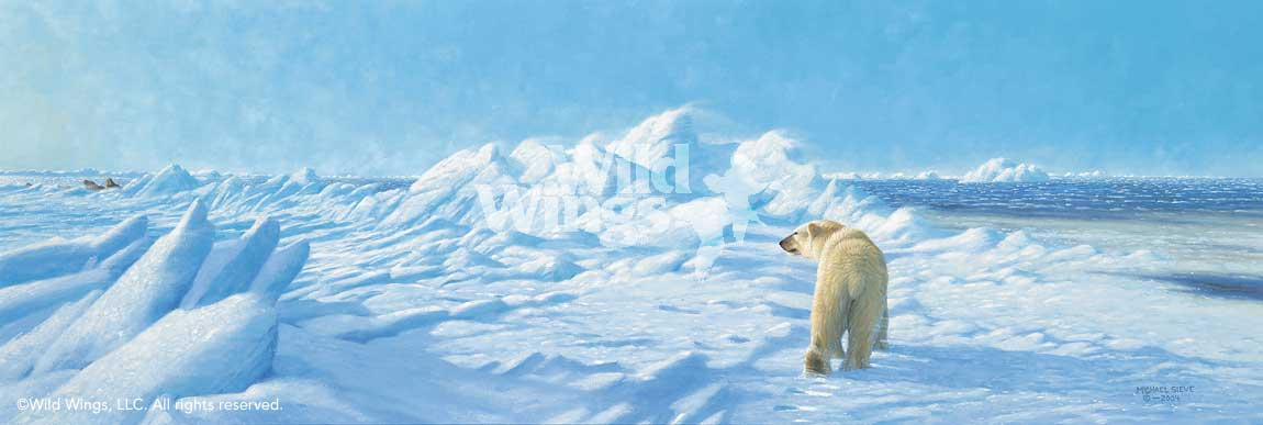 <i>Polar Breeze&mdash;Polar Bear</i>