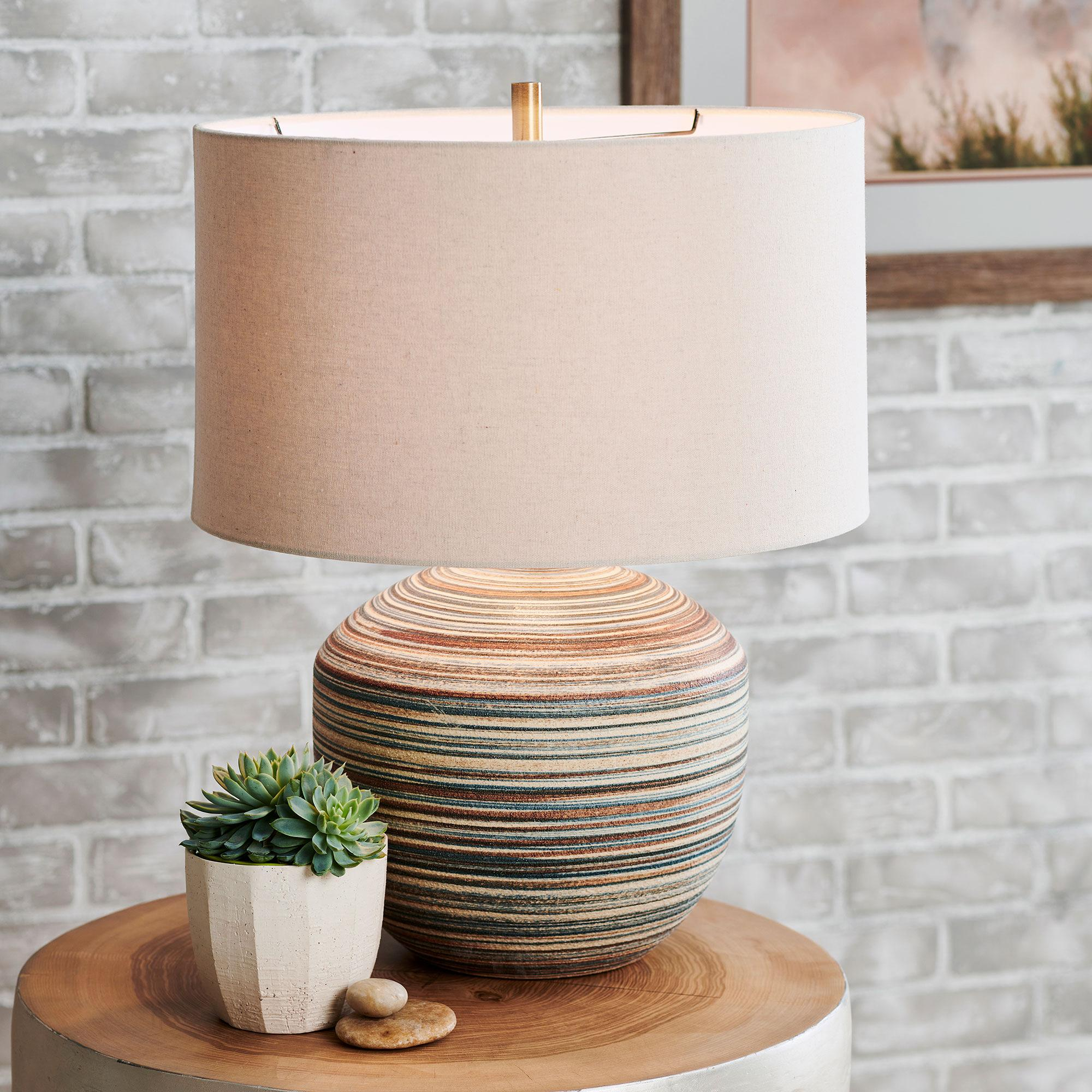 Gallery Spun Table Lamp