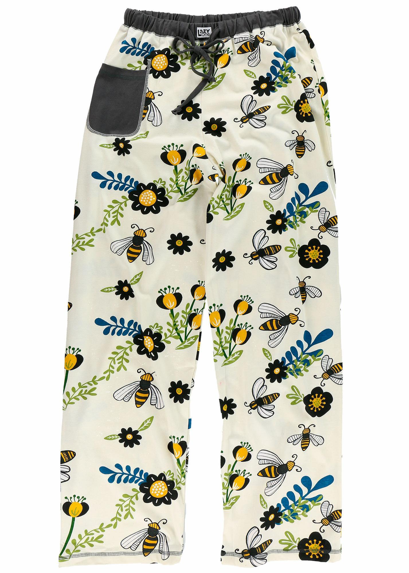 Queen Bee Pajama Pants