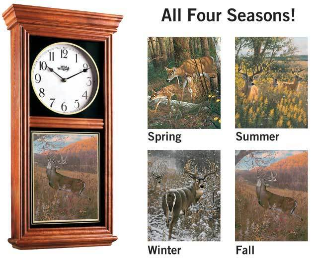 4 Seasons—Deer.