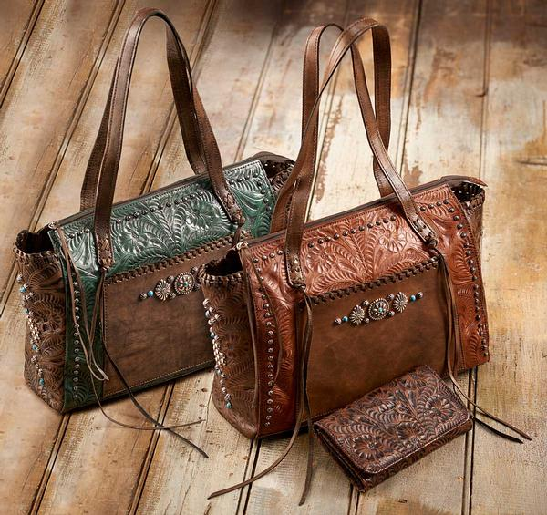 High Style Rio Grande Bag & Wallet Collection