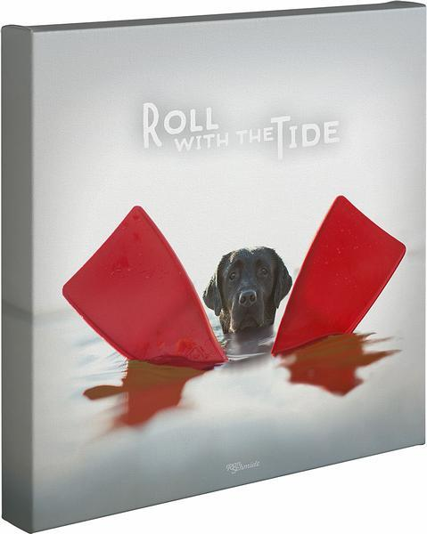 Roll With The Tide.