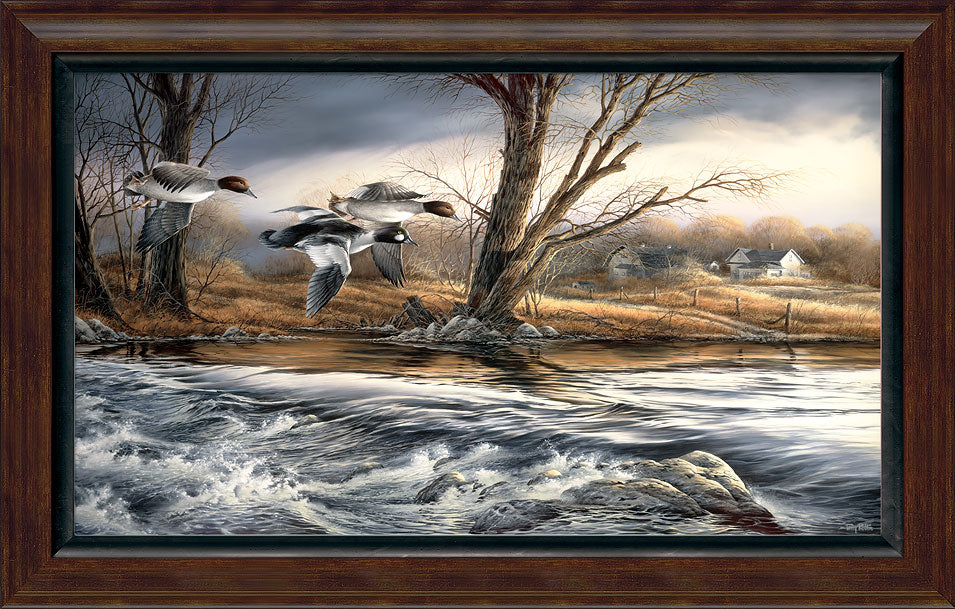 Rushing Rapids Art Collection