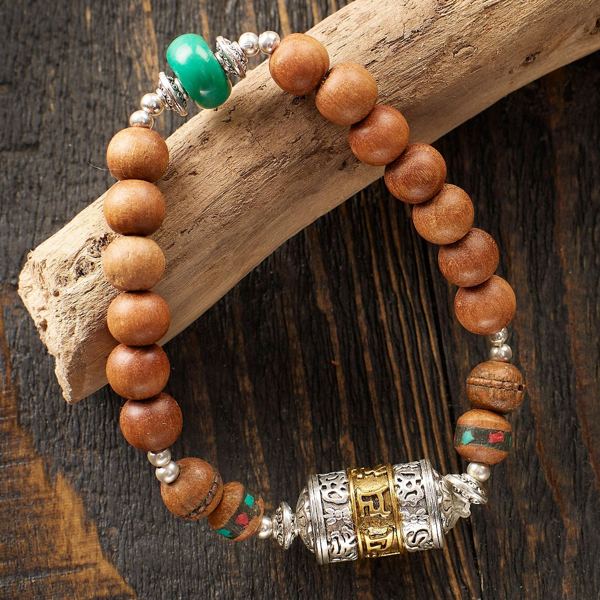 Sandalwood Enlightenment Bracelet