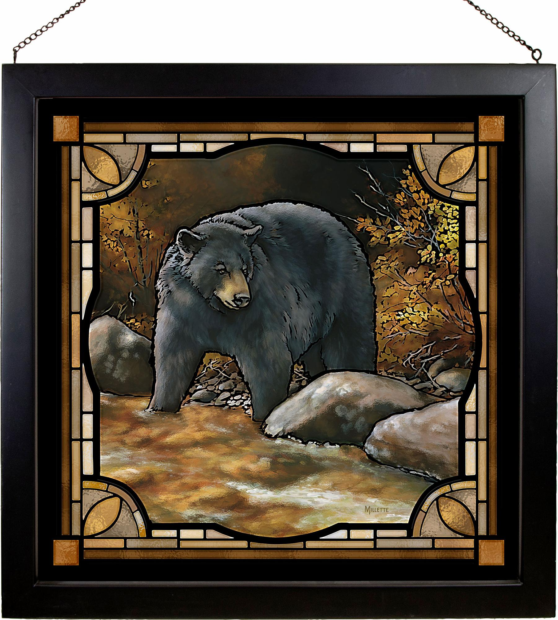 Streamside—Black Bear.