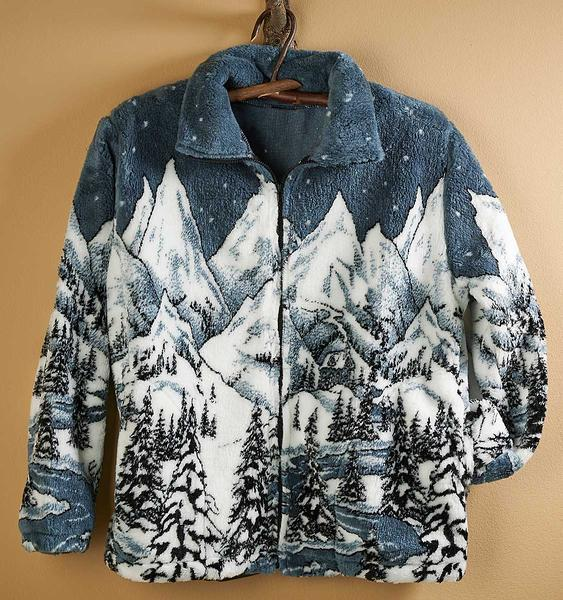Polar Mountain Fleece Jacket