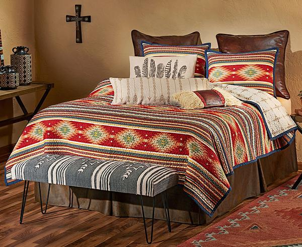 Southwest Sunspot Bedding Set
