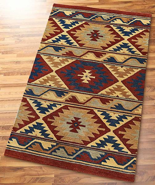 Southwest Traveler  Area Rug Collection