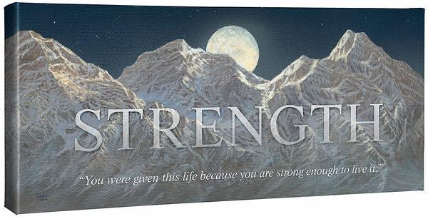 <i>Strength&mdash;Mountains</i>