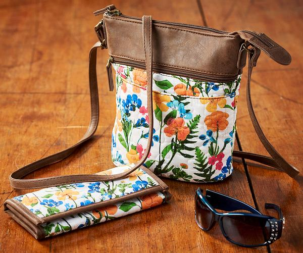 Summer Florals Bag & Wallet Collection
