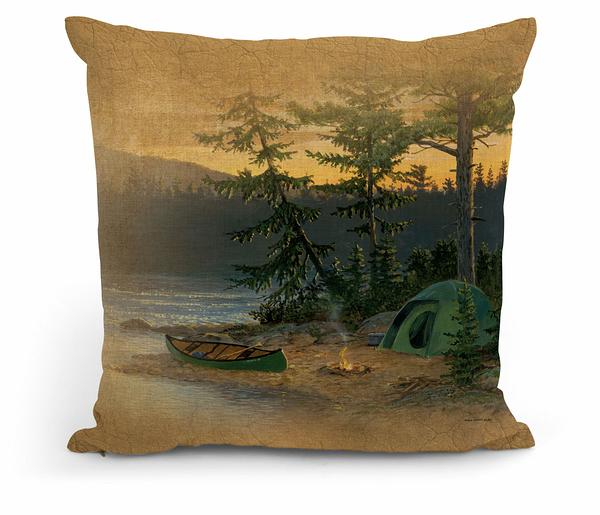 "Summer Sunset 18"" Decorative Pillow"