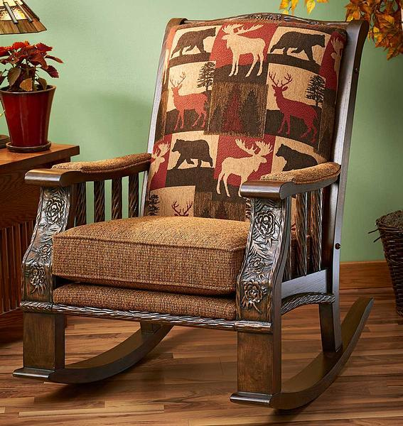 Forest Family Rocking Chair